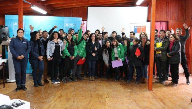 COMUNIDAD EDUCATIVA PARTICIPA DE EXITOSO DIÁLOGO POR LA EDUCACIÓN PÚBLICA EN LICEO MANUEL BLANCO ENCALADA DE CALDERA