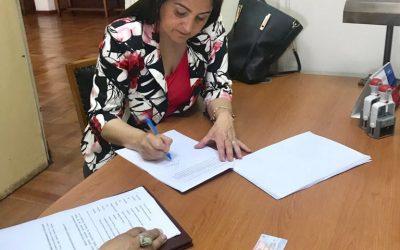 ALCALDESA DE CALDERA PONE RECURSO DE PROTECCIÓN CONTRA SUBSECRETARIO DEL INTERIOR
