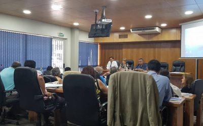CONSEJO REGIONAL APRUEBA SOLICITUD DE CONSESION GRATUITA  PARA LA NUEVA CALDERA
