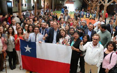 MINISTRO DE BIENES NACIONALES ENTREGA IMPORTANTES ANUNCIOS PARA COMUNIDADES COSTERAS