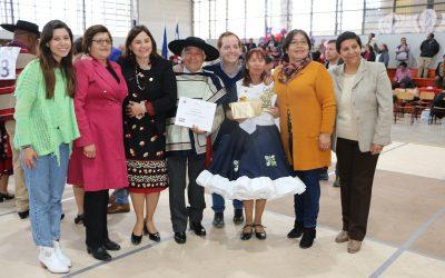 VALLENAR CAMPEONA DEL REGIONAL DE CUECA PARA ADULTOS MAYORES
