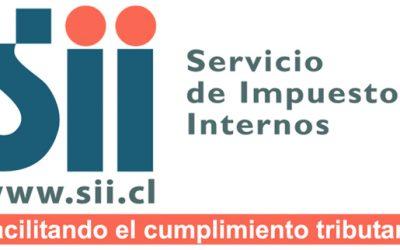 SERVICIO IMPUESTOS INTERNOS – INFORMA