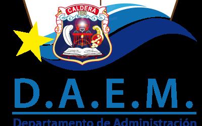 DEPARTAMENTO EDUCACION MUNICIPAL INFORMA