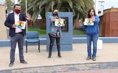 MUNICIPIO DE CALDERA CONMEMORÓ DIA CONTRA LA HOMOFOBIA