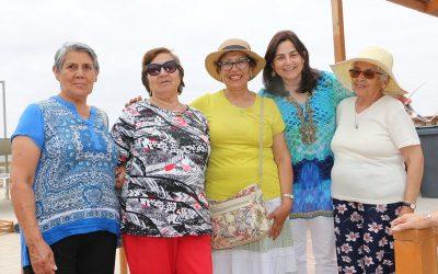 ADULTOS MAYORES DE CALDERA DESPIDIERON EL 2019
